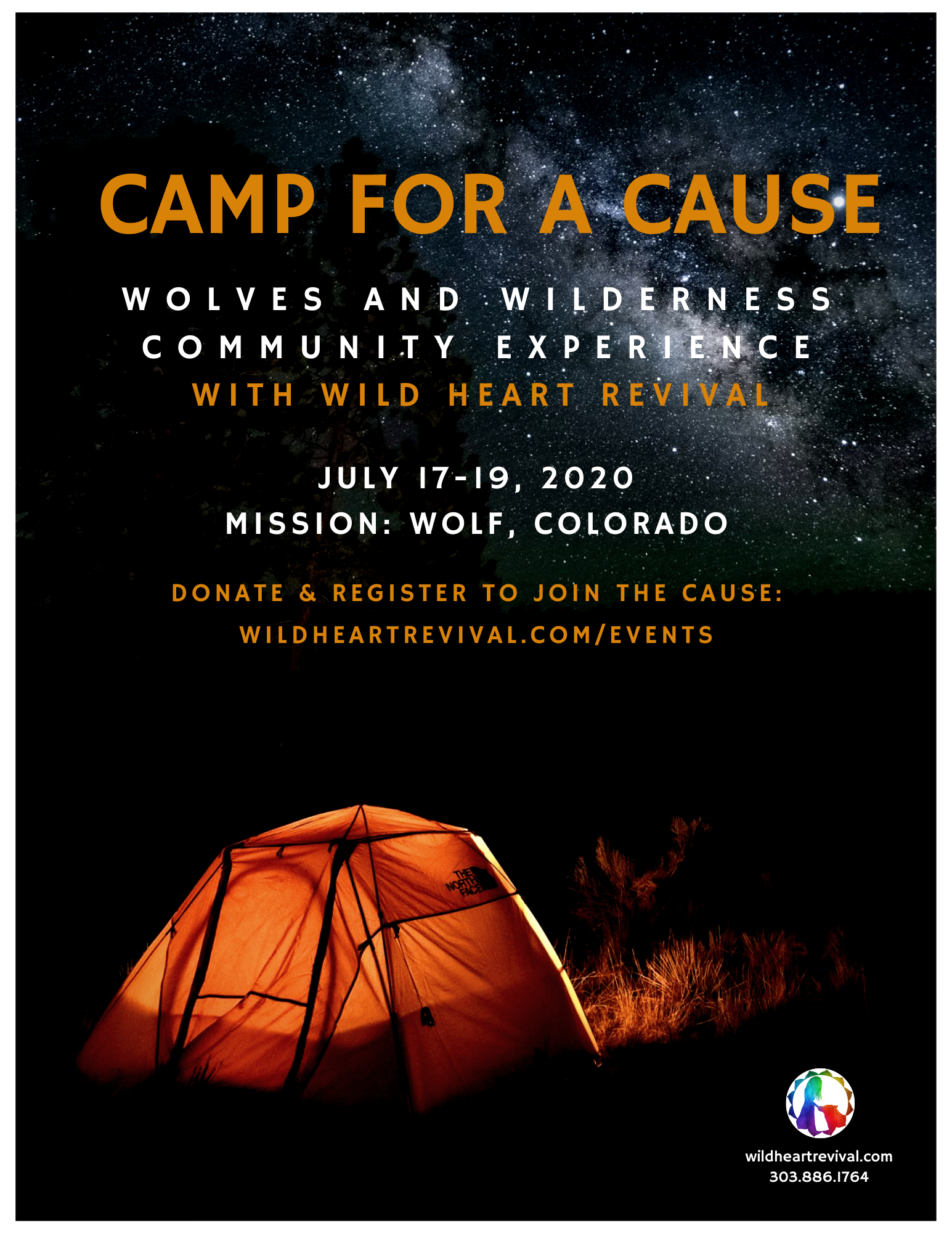 CAMP FOR A CAUSE MW JULY